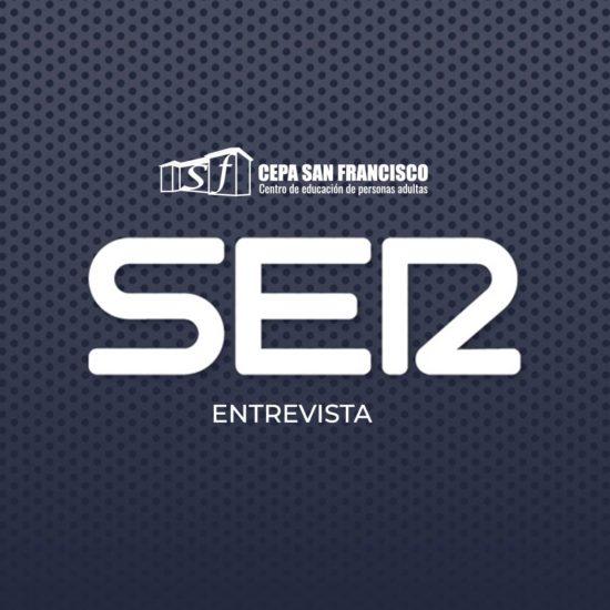 Oferta Educativa CEA San Francisco en directo: entrevista en la cadena SER