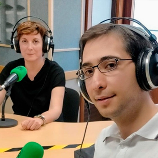 Entrevistas Radio CEPA San Francisco