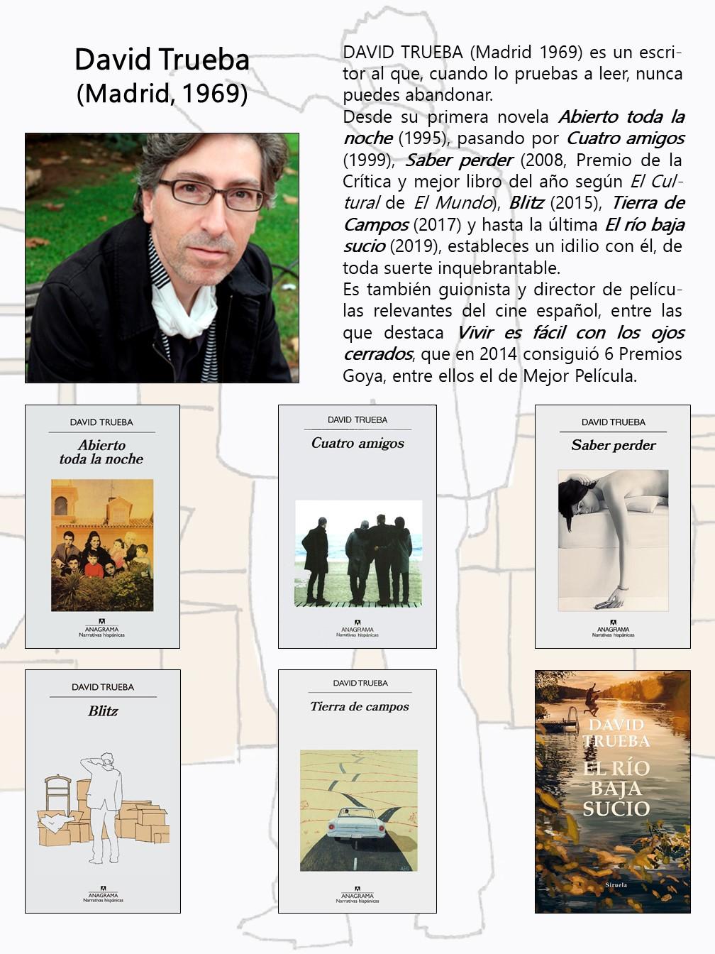 Biografía David Trueba A3