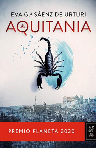 Aquitania de Eva García Sáenz de Urturi